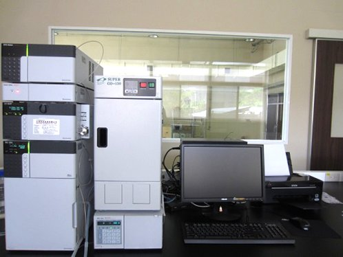 HPLC(高效能液相層析儀,High Performance Liquid Chromatography)